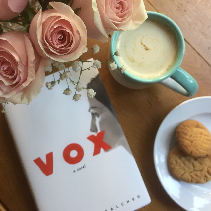 Book Review for VOX by Christina Dalcher
