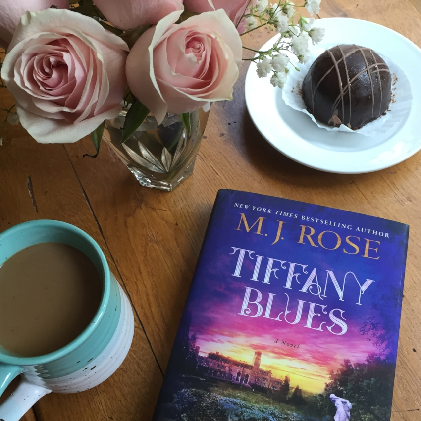 Book Review for TIFFANY BLUES by M.J. Rose