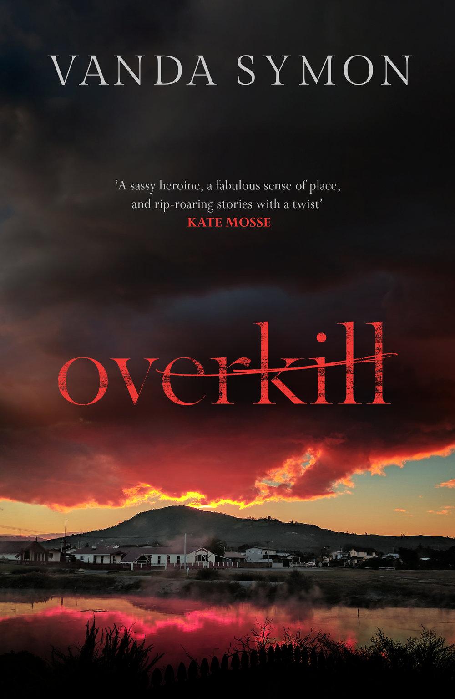 OVERKILL by Vanda Symon (Cover)