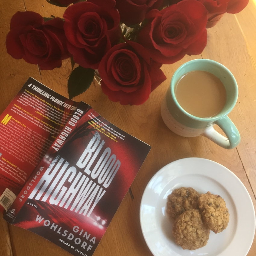 Book Review for BLOOD HIGHWAY by Gina Wohlsdorf