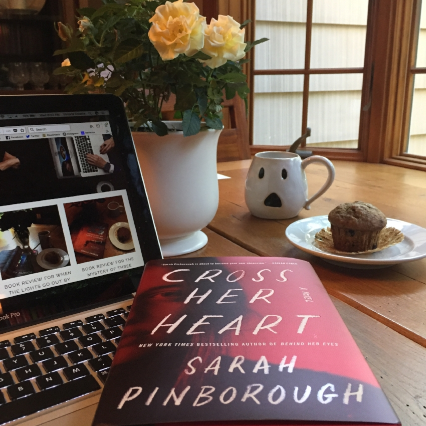 Book Review for CROSS HER HEART by Sarah Pinborough