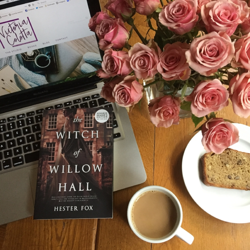 Book Review for THE WITCH OF WILLOW HALL by Hester Fox