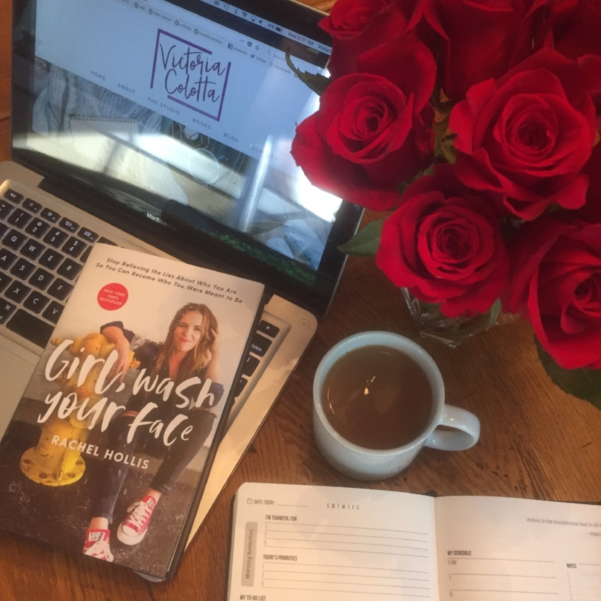 Book Review for GIRL WASH YOUR FACE by Rachel Hollis
