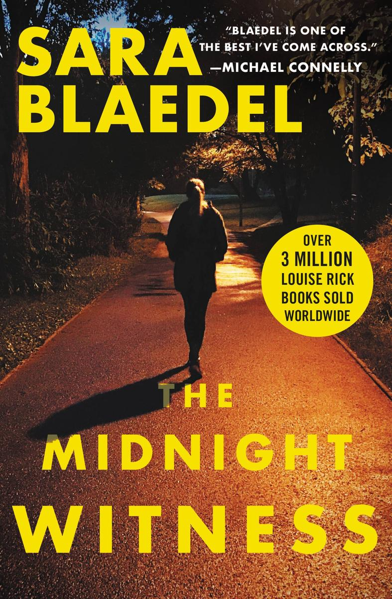 THE MIDNIGHT WITNESS by Sara Blaedel