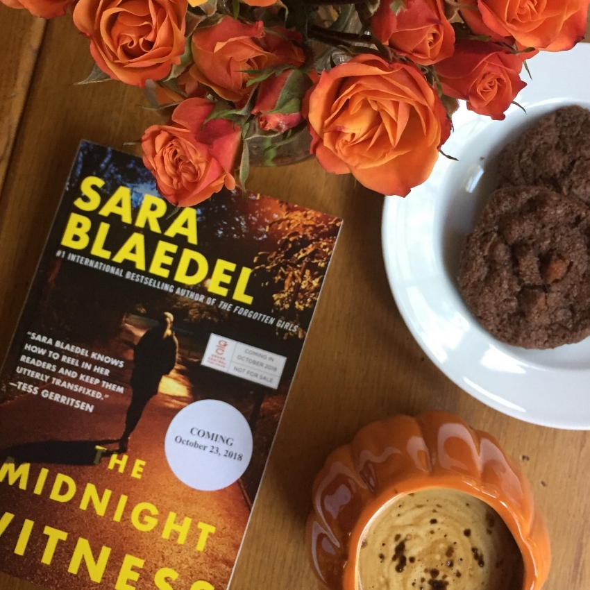 Book Review for THE MIDNIGHT WITNESS by Sara Blaedel