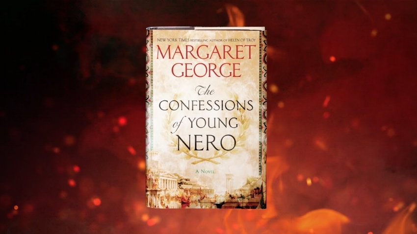 Book Review for THE CONFESSIONS OF YOUNG NERO by Margaret George