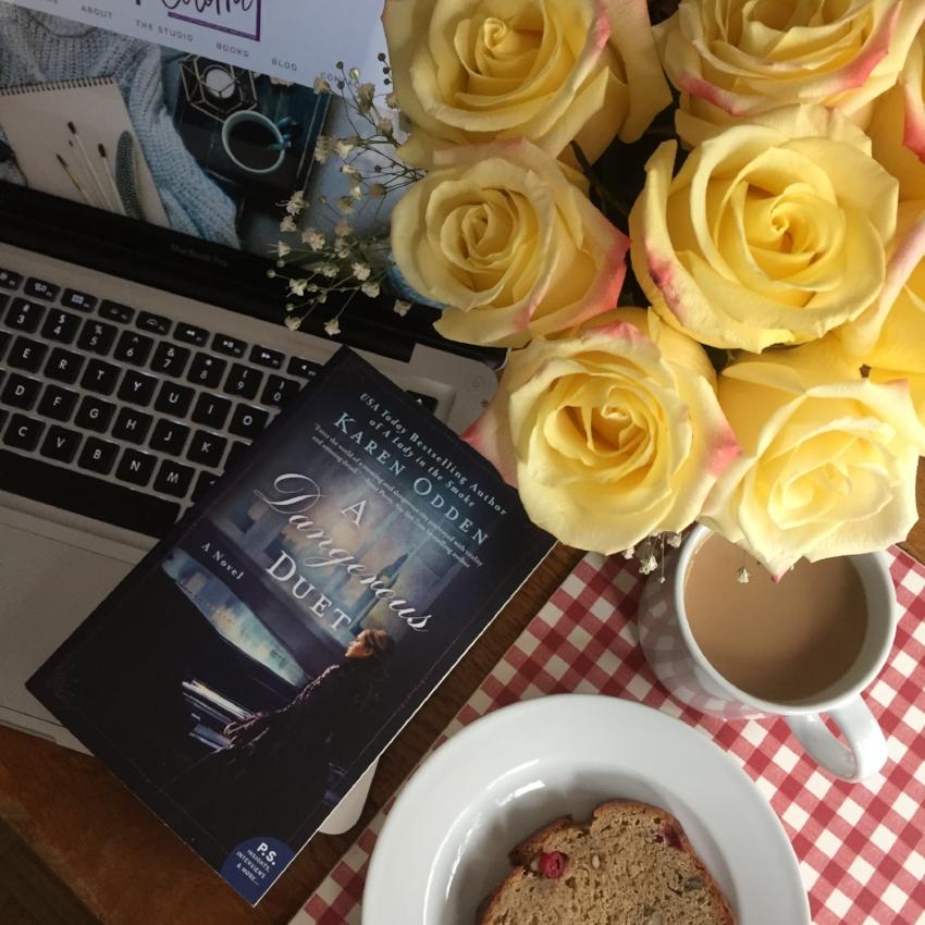 Book Review for A DANGEROUS DUET by Karen Odden