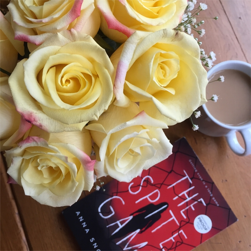 Book Review for THE SPITE GAME by Anna Snoekstra