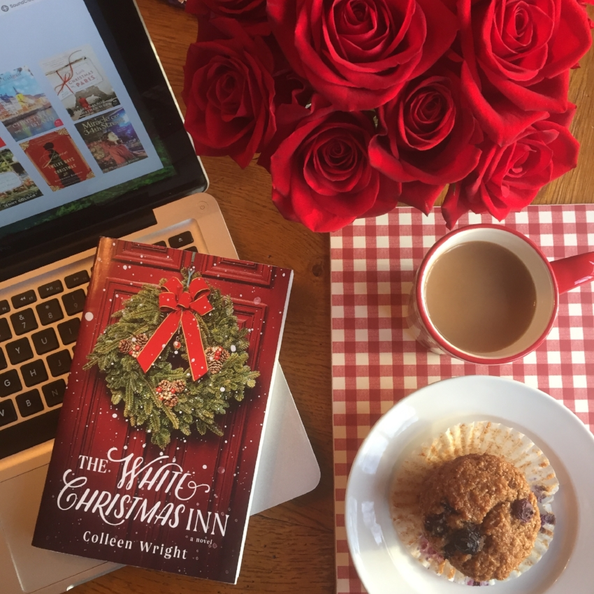 Book Review for THE WHITE CHRISTMAS INN by Colleen Wright