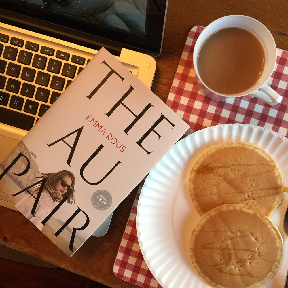 Book Review for THE AU PAIR by Emma Rous