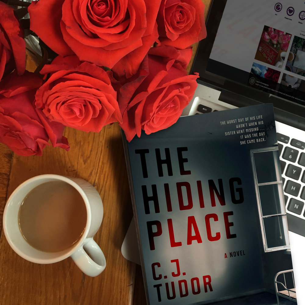 Book Review for THE HIDING PLACE by C.J. Tudor