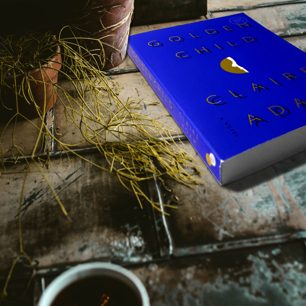 Book Review for GOLDEN CHILD by Claire Adam