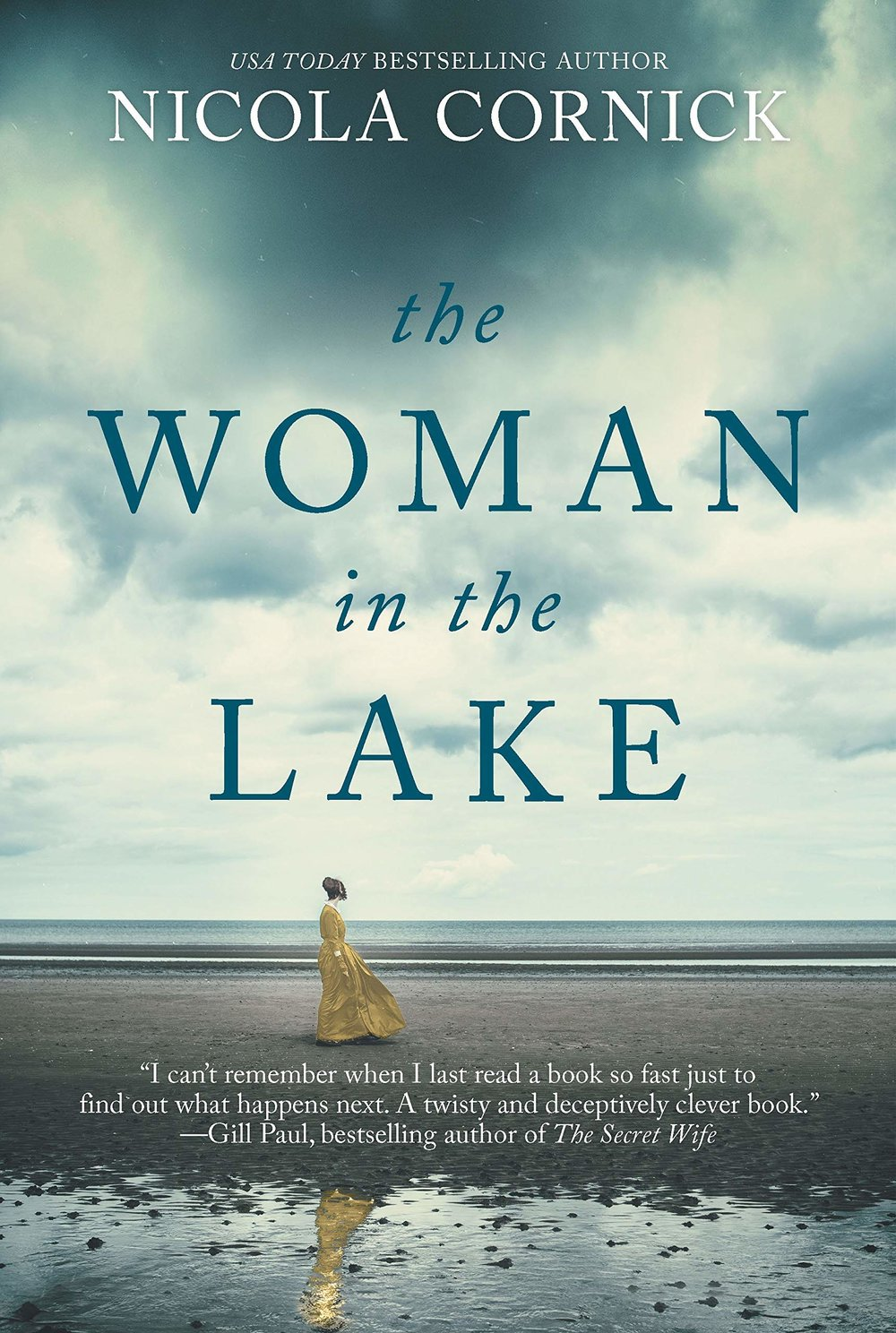 THE WOMAN IN THE LAKE by Nicola Cornick
