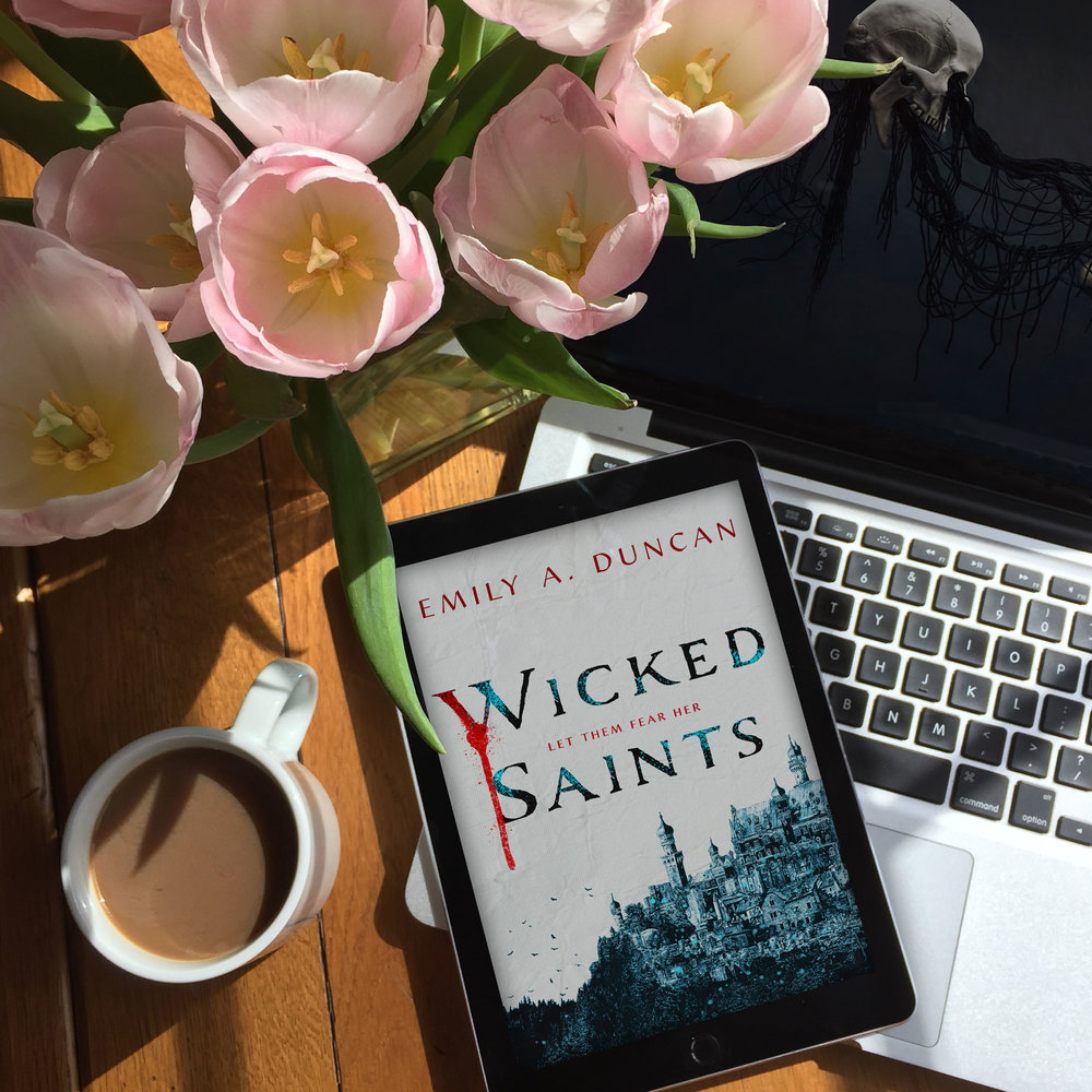 Book Review for WICKED SAINTS by Emily A. Duncan