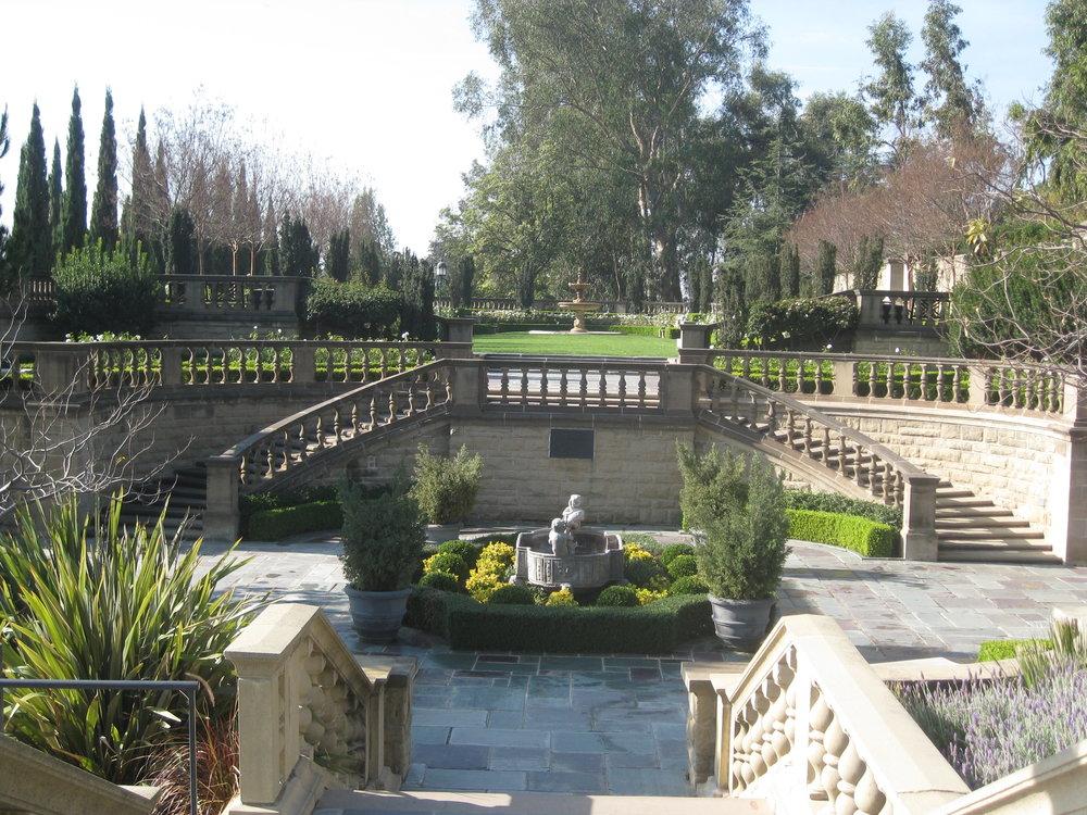 Greystone Mansion - Garden