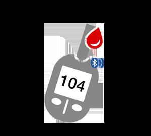 Chronicare Smart Glucose Meter