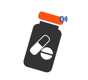 Chronicare Smart Pill Bottle Cap