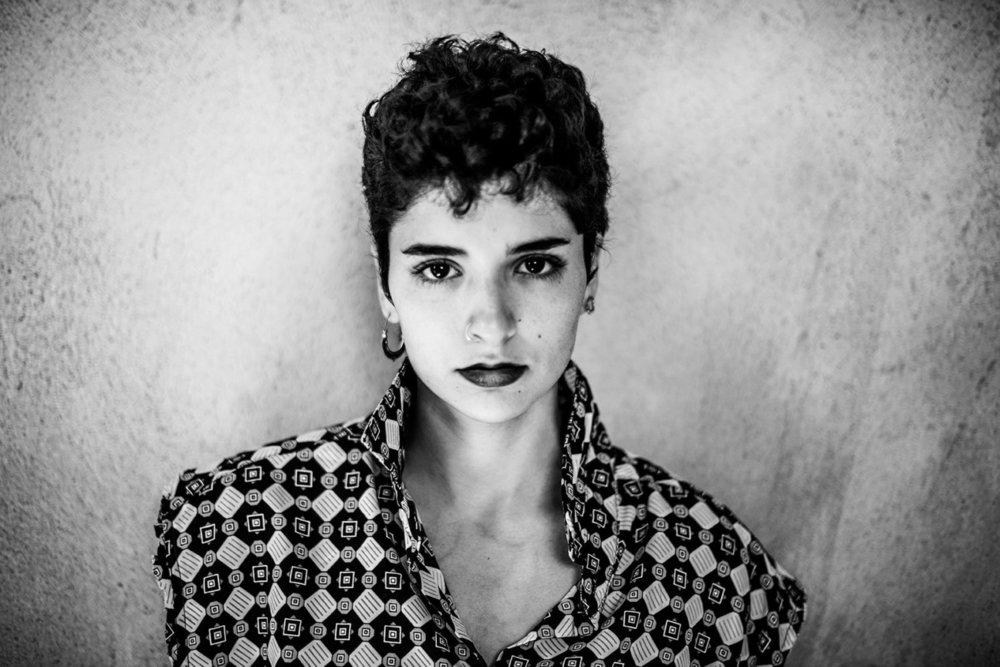 RASHA NAHAS - Occupation: musician
