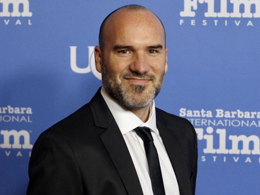Director Pascui Rivas at Santa Barbara International Film Festival's Opening Night.
