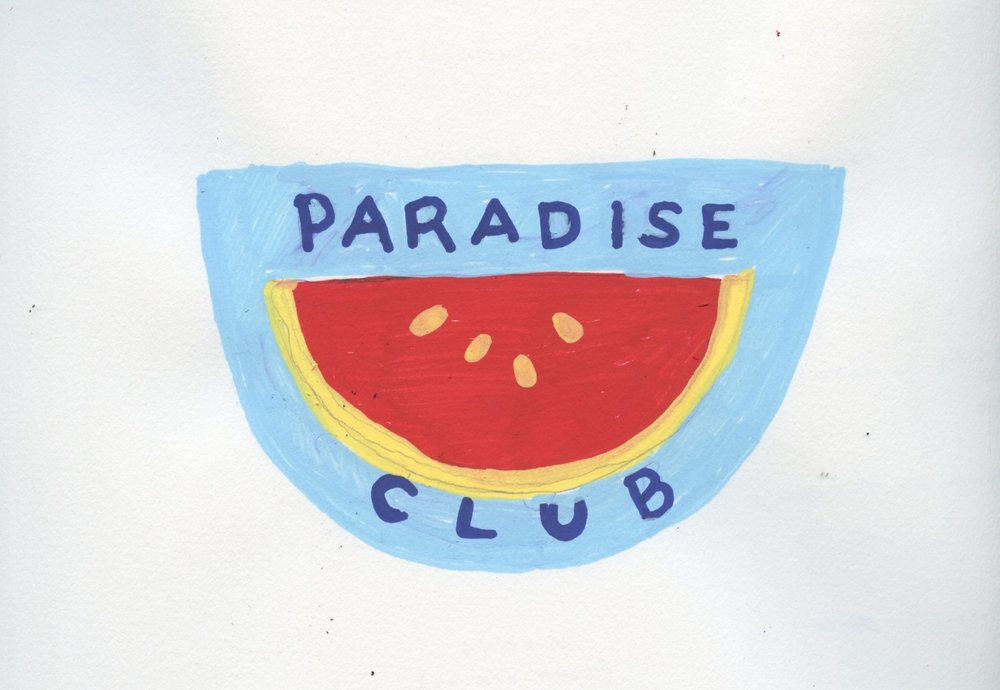 Click to sign up and join the paradise club