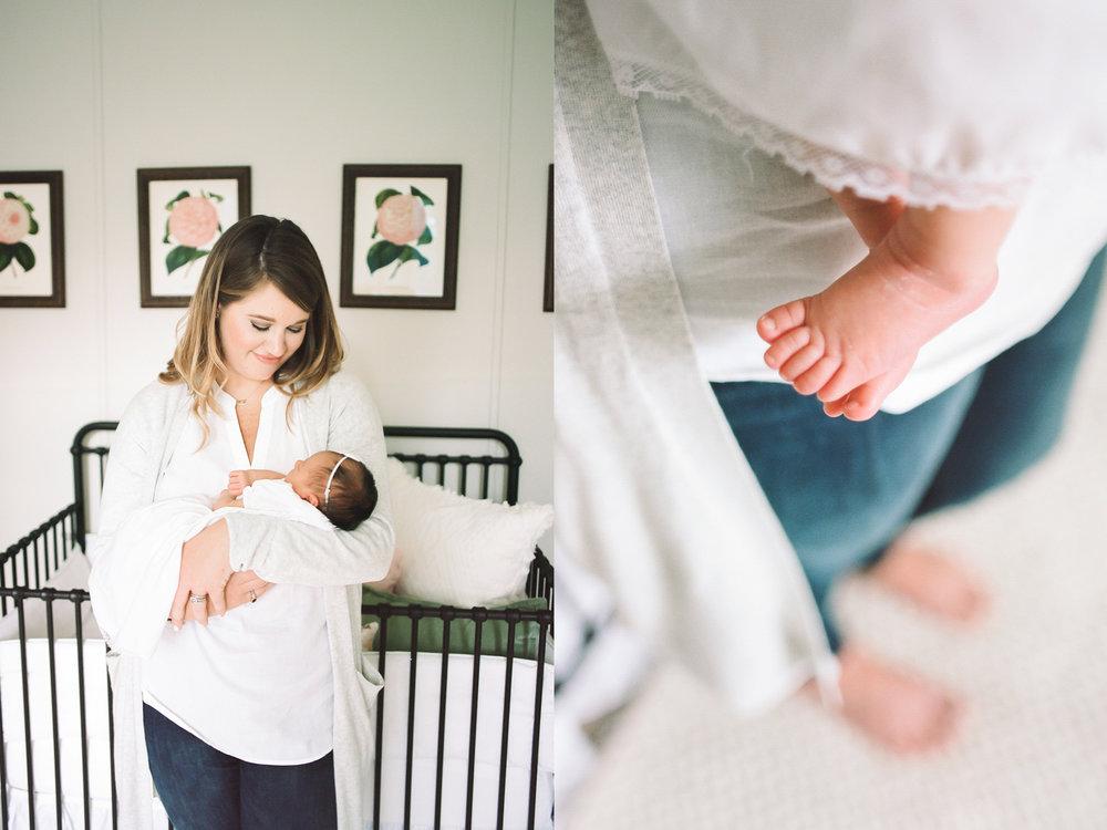 Jackson MS fine art newborn film collage-2.jpg