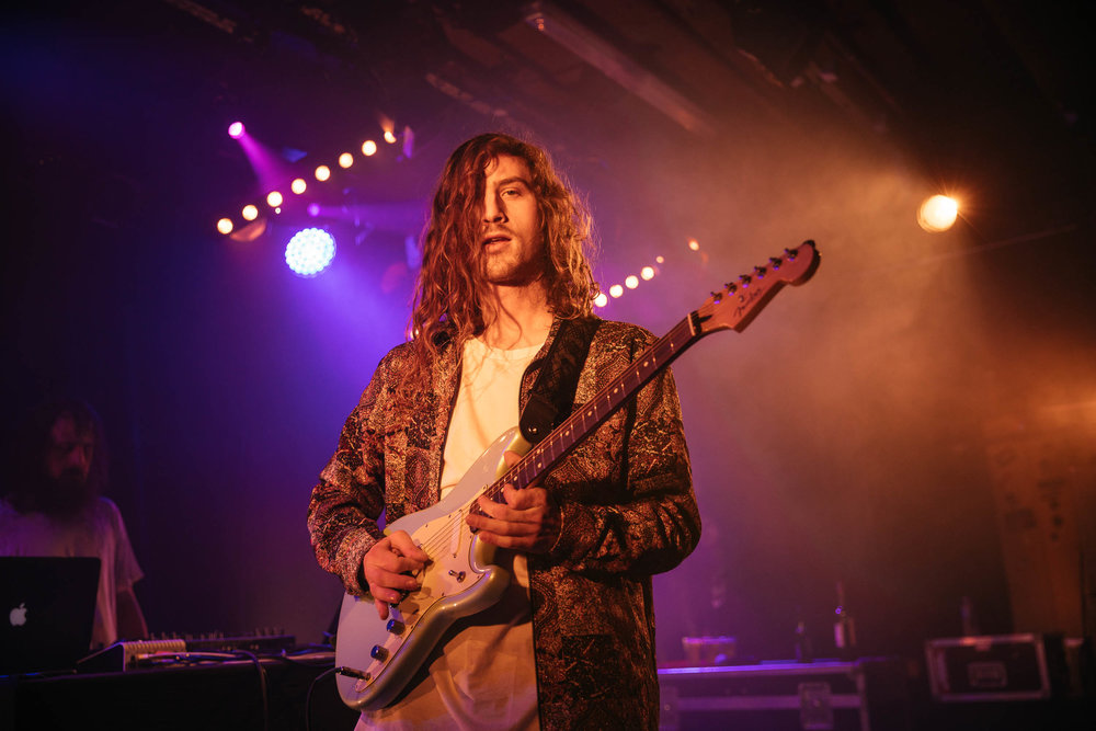 Hippie Sabotage - Jeff Saurer (for MZKLive)