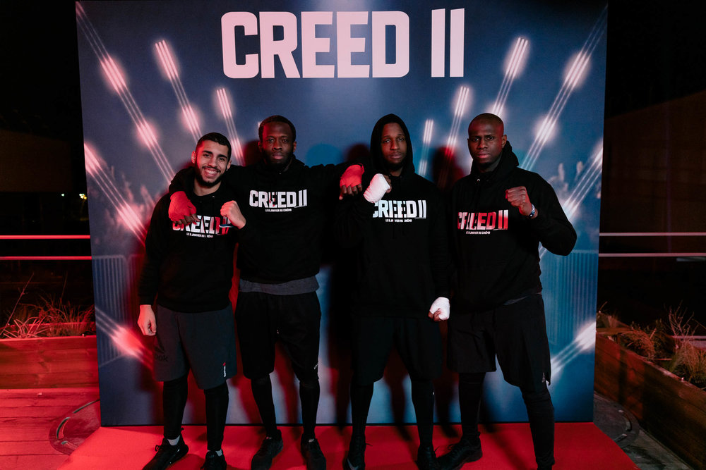 Creed II Premiere Event