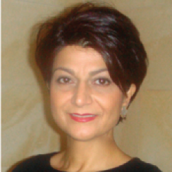 Shamim Jawad    Founder/ President of Ayenda Foundation and Board member of US-Afghan Women's Council