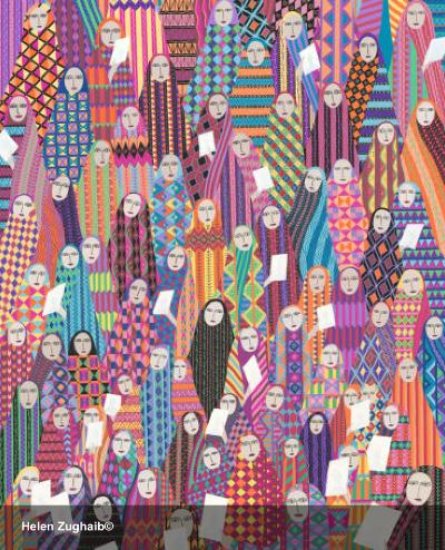 Generations Lost, 2015, Helen Zughaib©