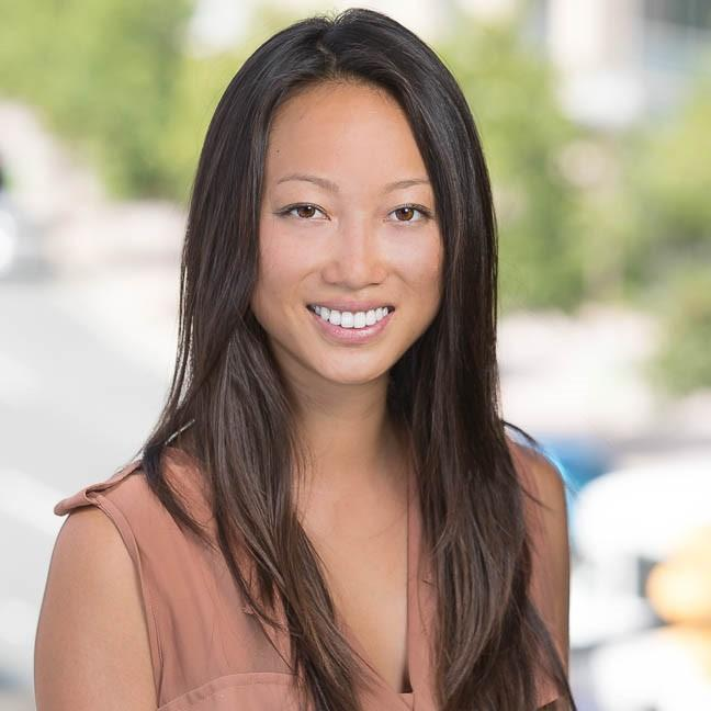 Jocelyn Ueng   A growth strategist by day, social innovator by heart, Jocelyn leads change   by empathizing and learning from all those around.