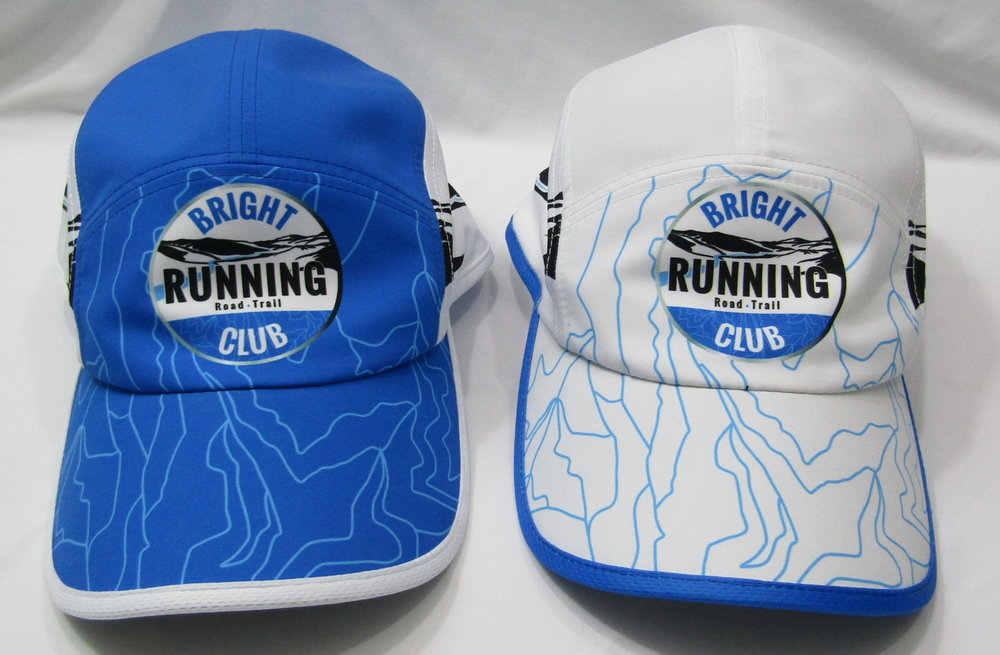 The Bright Running Club Hat.