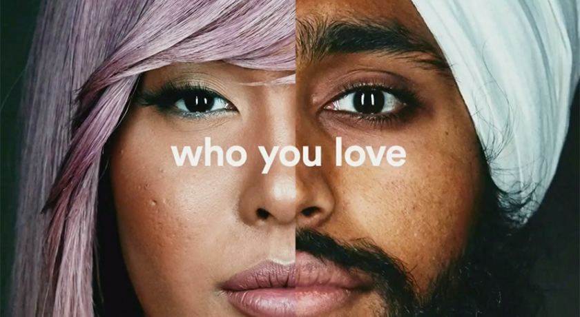 #weaccept - AirBNB's 2017 Superbowl ad campaign promoting diversity and inclusion.