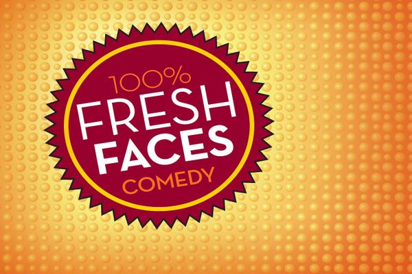 100% Fresh Faces Comedy