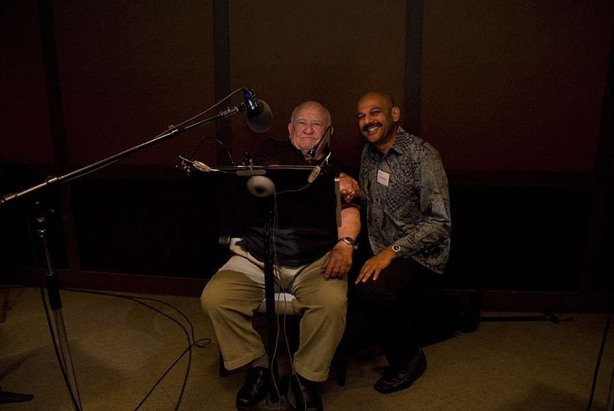 Chacko-and-Ed-Asner-smile (1).jpg