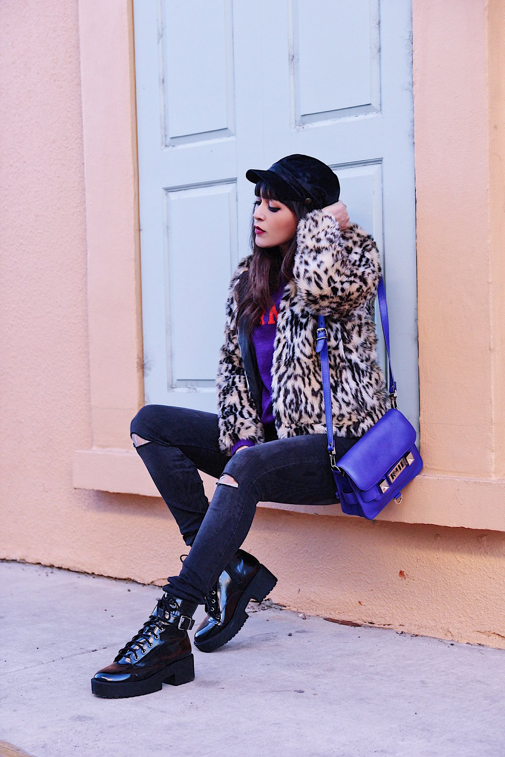 Fashion blogger Winter Fashion