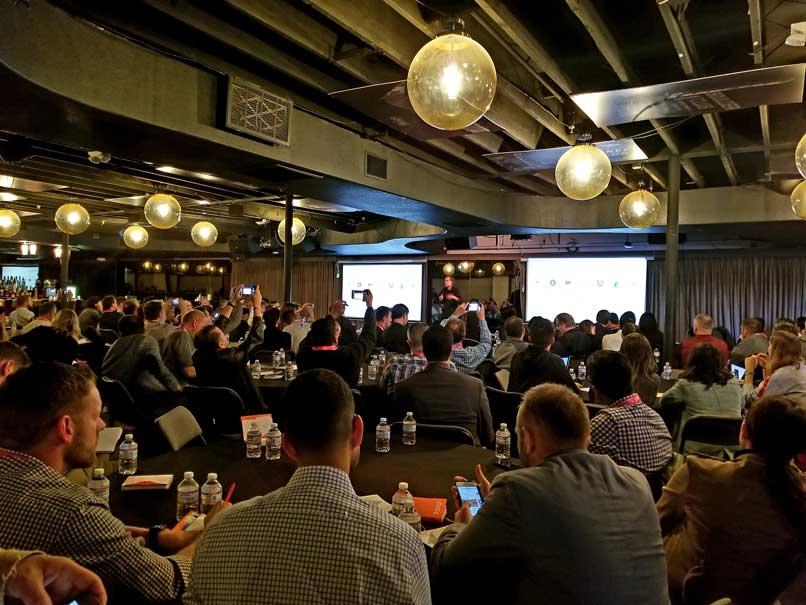 Brant Cooper's Workshop at Lean Startup Conference