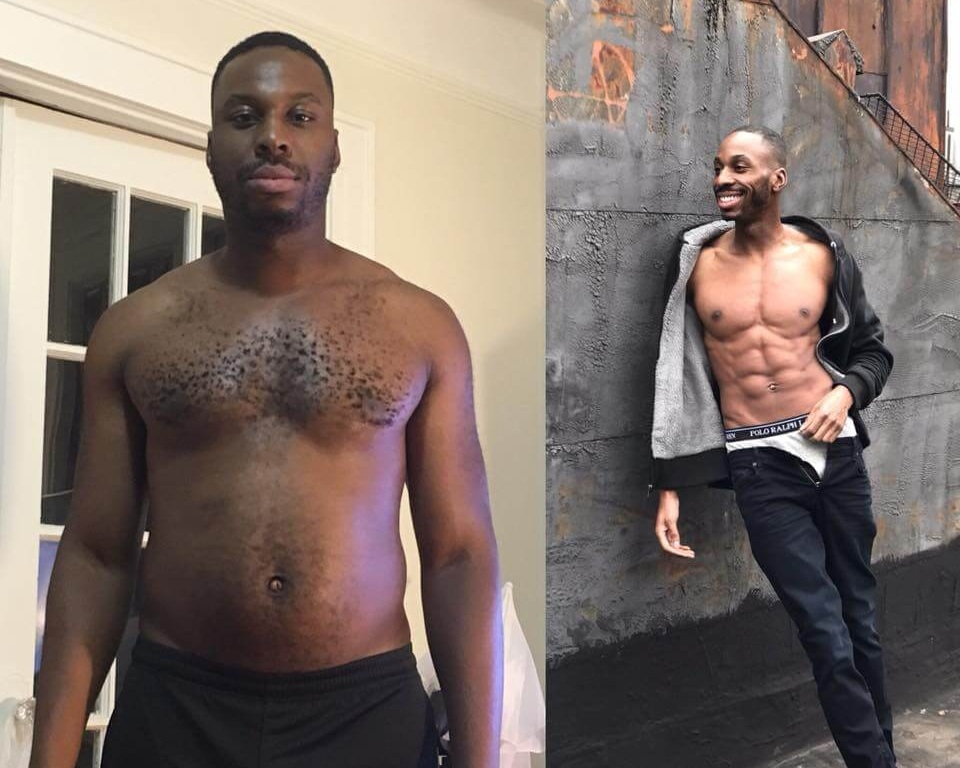 Lost 32 lbs & Gained Lean Muscles