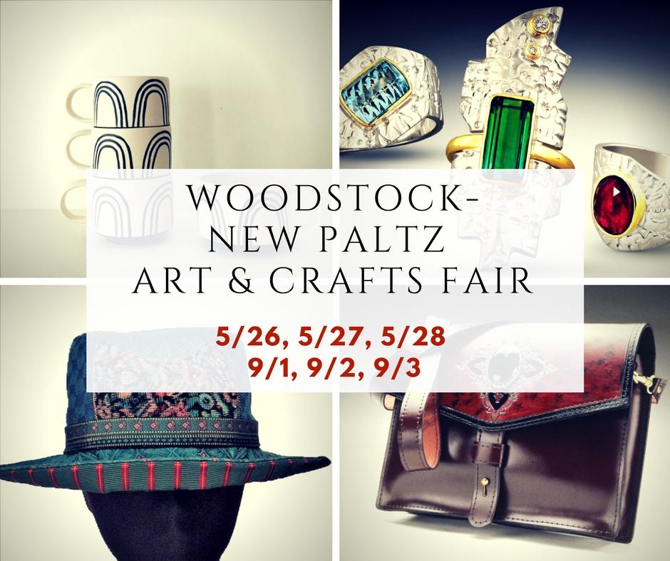 Woodstock-New Paltz Art & Crafts Fair — Heart & Arrow
