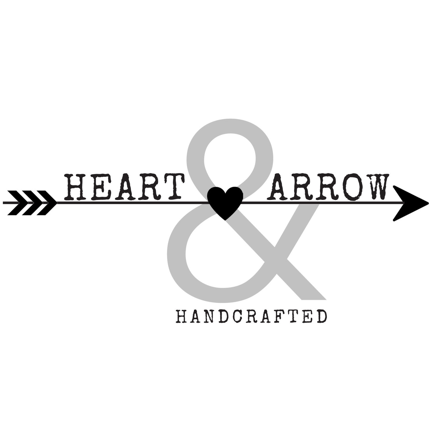 heart & arrow handcrafted