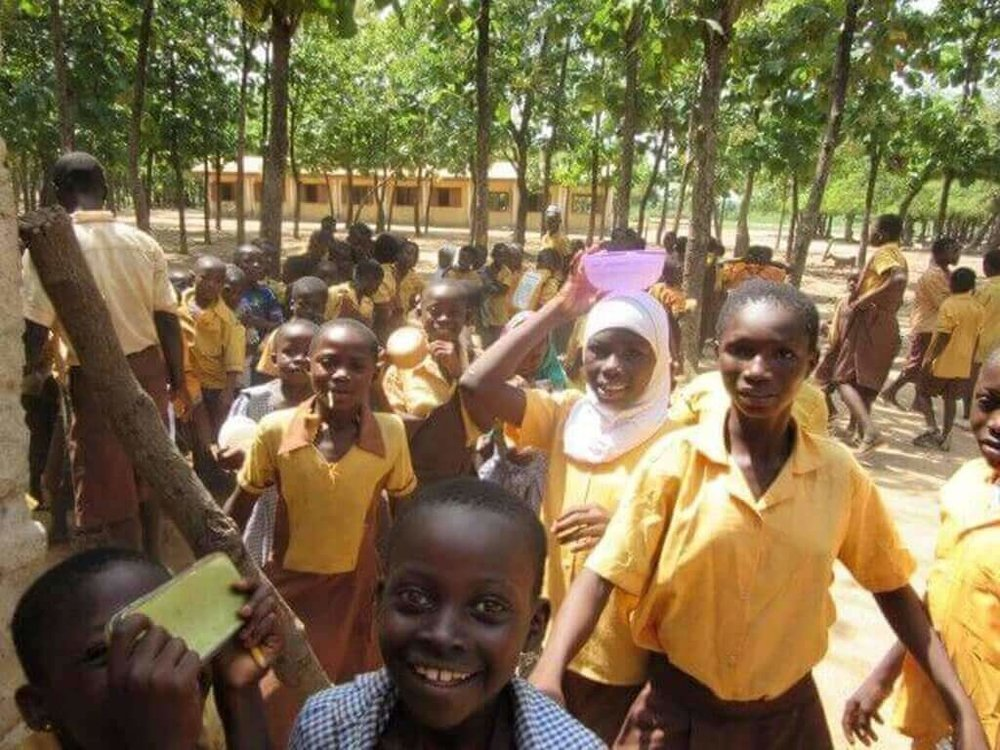 Baraka's community initiatives help improve educational opportunities for children,
