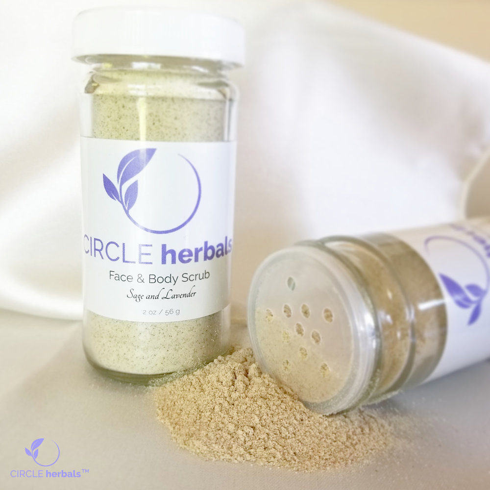 Circle Herbals'  Face & Body Scrub  is my ultimate fave!!