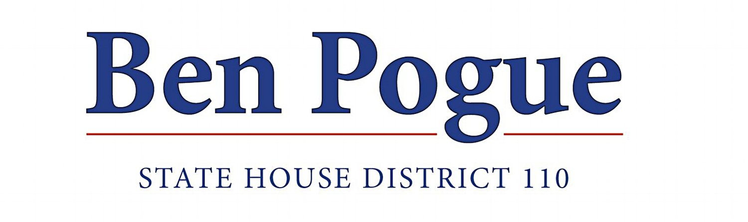 Ben Pogue for State House 110