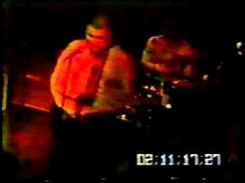 Minutemen performing at Washington D.C.'s 9:30 club