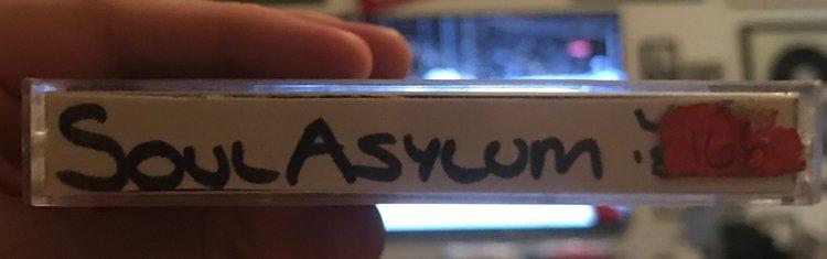 Soul Asylum on the Rock of Rages Program on KPAI in Minneapolis, MN