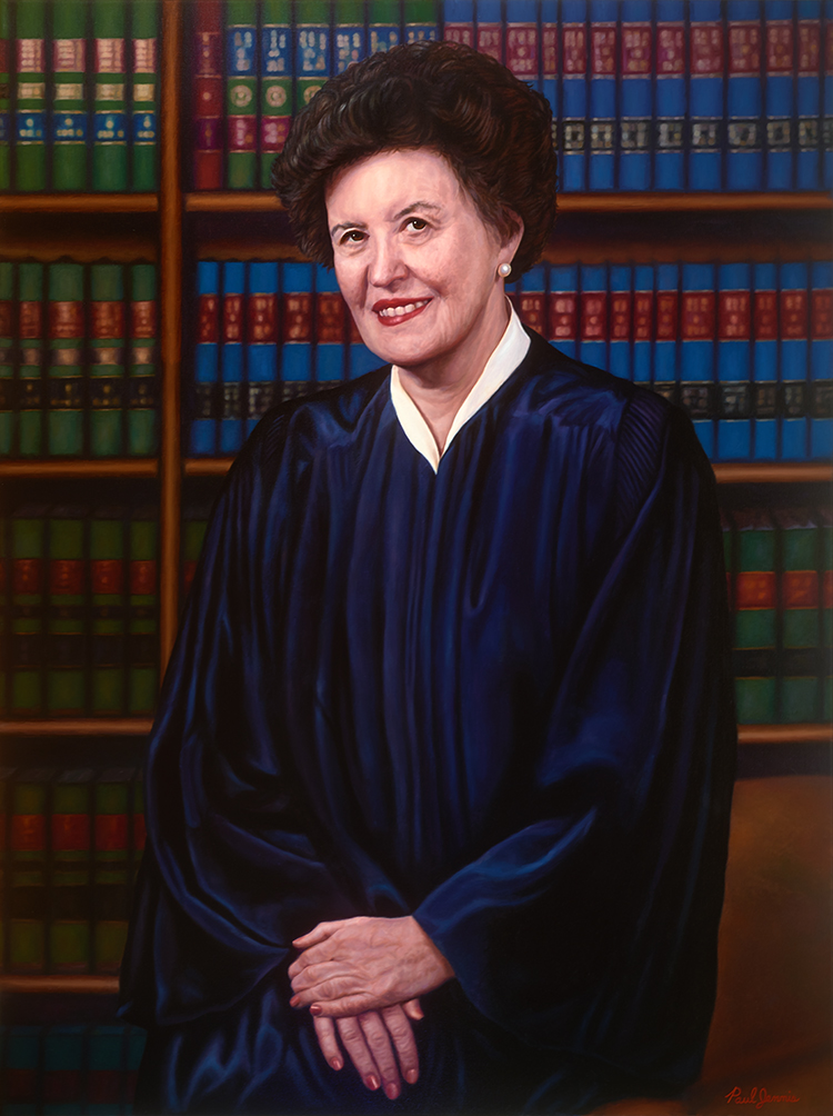NJ Supreme Court Justice Garibaldi