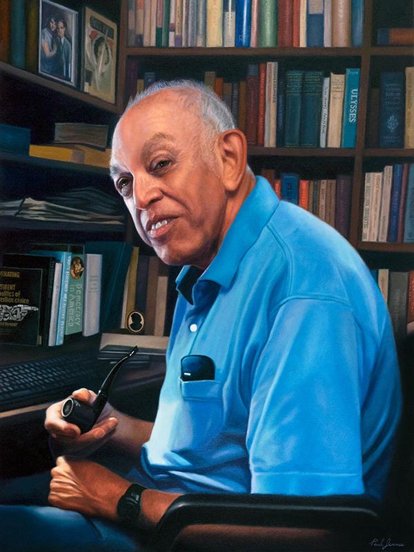 Gerald Pomper, Rutgers Professor
