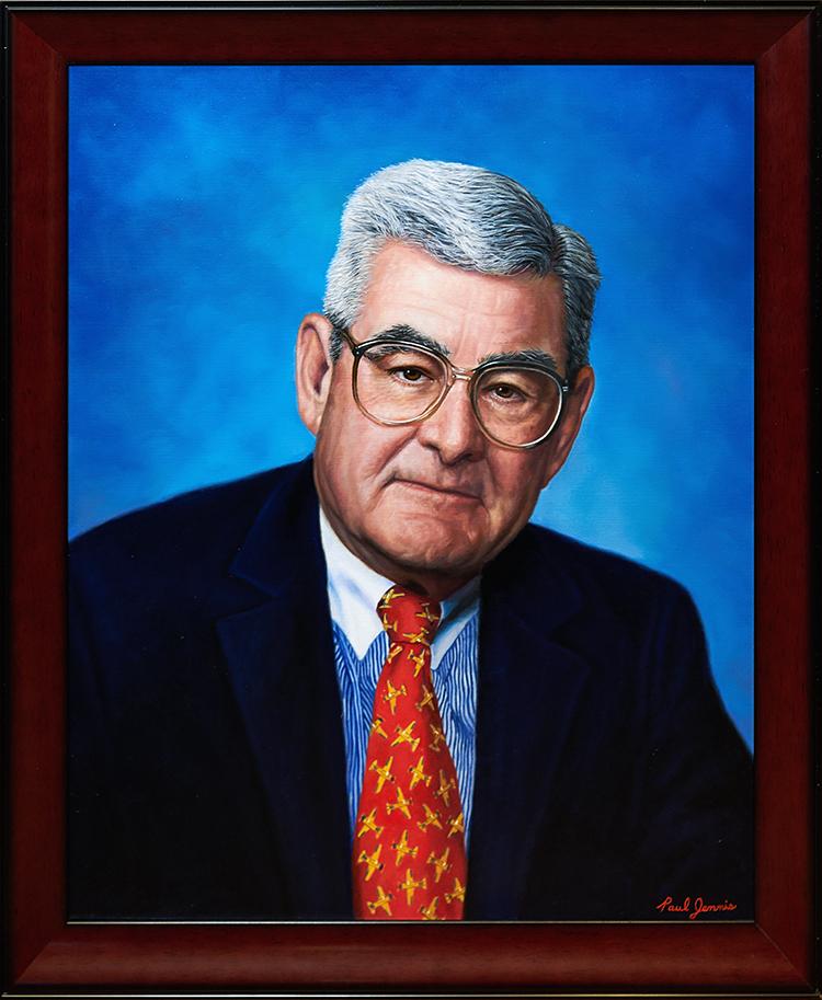 William Atwater, Chairman of Hunterdon Medical Center