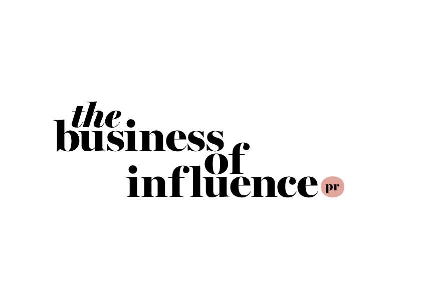 The Business of Influence Public Relations & Influencer Management