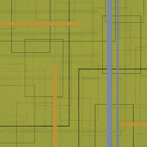 "Color Theory 18  Acrylic on Hardboard  12"" x 12""  2005"