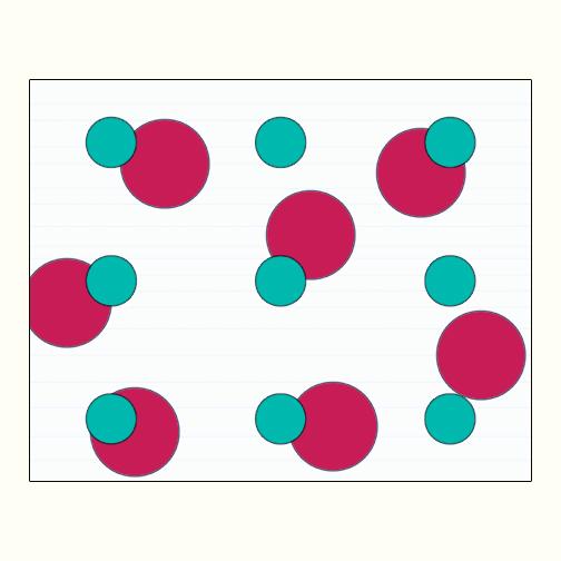Polka Dot 5  Acrylic on Hardboard